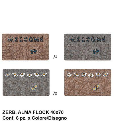ZERB.ALMA FLOCK 40X70 APPESO
